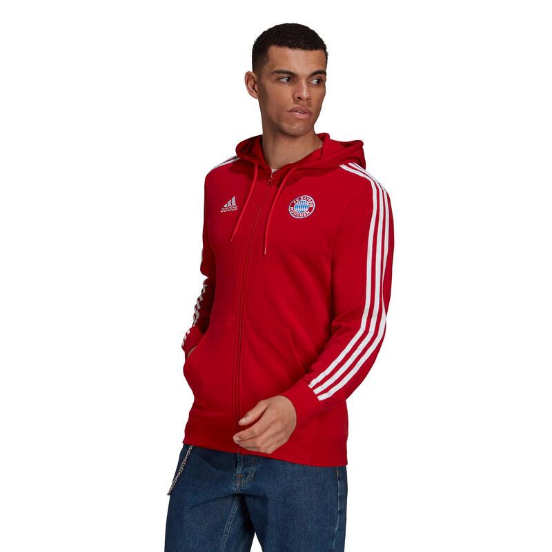Veste à capuche FC Bayern Munich 3-Stripes