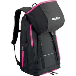 Molten 34L Basketball / Volleyball Backpack - Black/Pink
