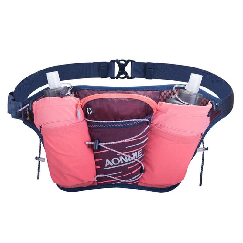 W8104 Outdoor Sports Running Waist Bag Belt
