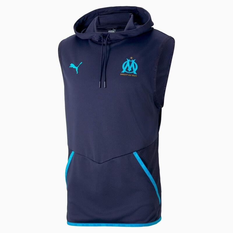 Veste Puma Olympique de Marseille Warmup