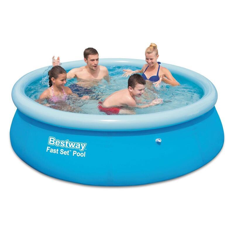 Bestway 8ft x 66.04cm Inflatable Fast Set Pool