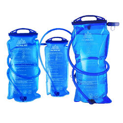 SD12 1L / 1.5L / 2L / 3L Hydration Bladder Water Bag For Outdoor Sports