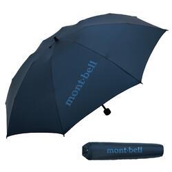 Montbell Ultra Light Trekking Umbrella (Blue Black)