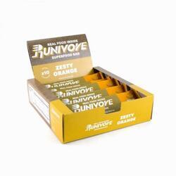 Runivore Zesty Orange Bar Box