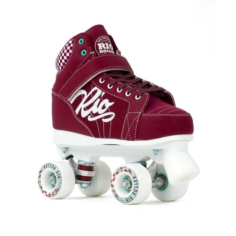 Roller Mayhem II Quad Skate bordeaux