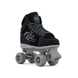 Roller Quad Lumina Noir/Gris