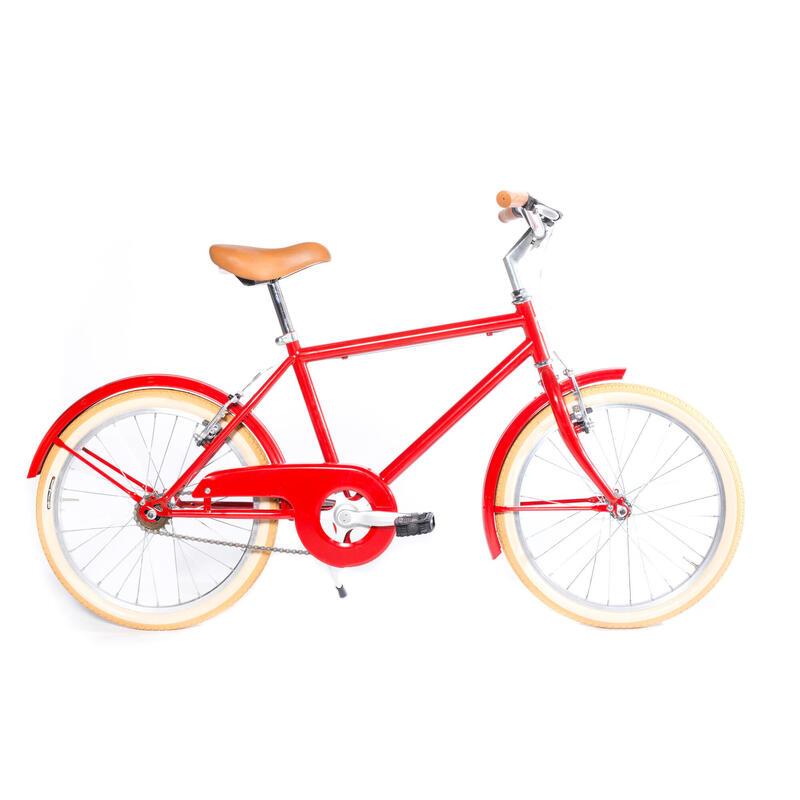 """Bicicleta de paseo Niños Capri Buddy Roja 20"""""""