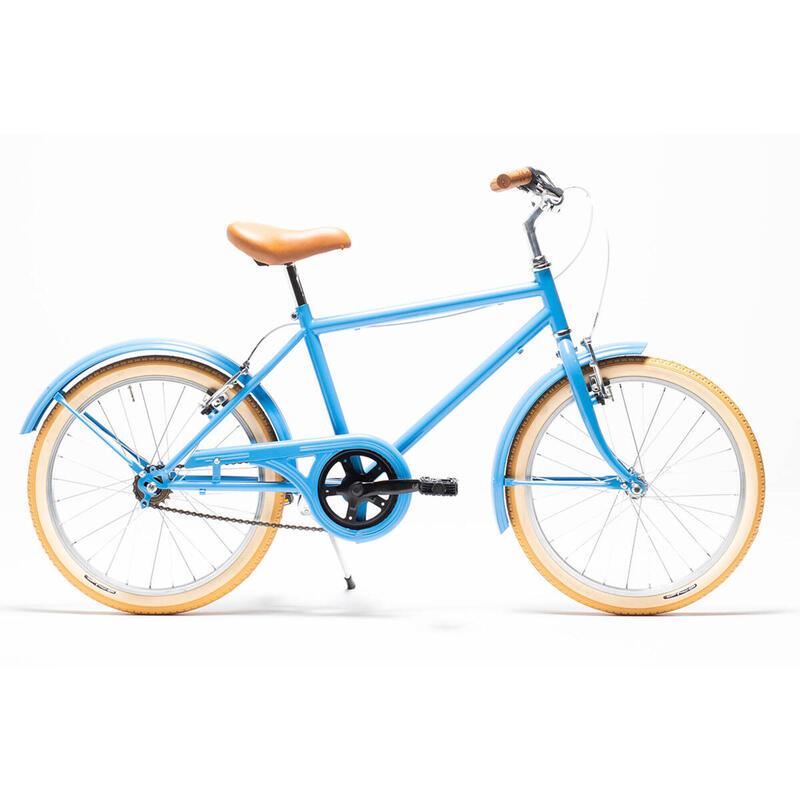"""Bicicleta de paseo Niños Capri Buddy Azul 20"""""""