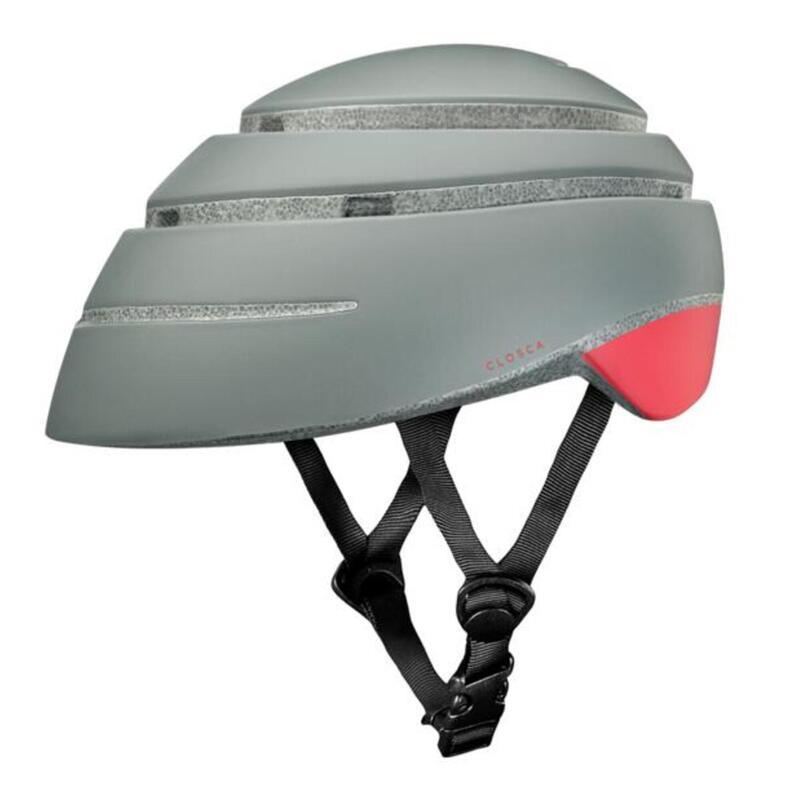 Casco de Bicicleta Plegable (Helmet Loop, Fossil / CORAL)
