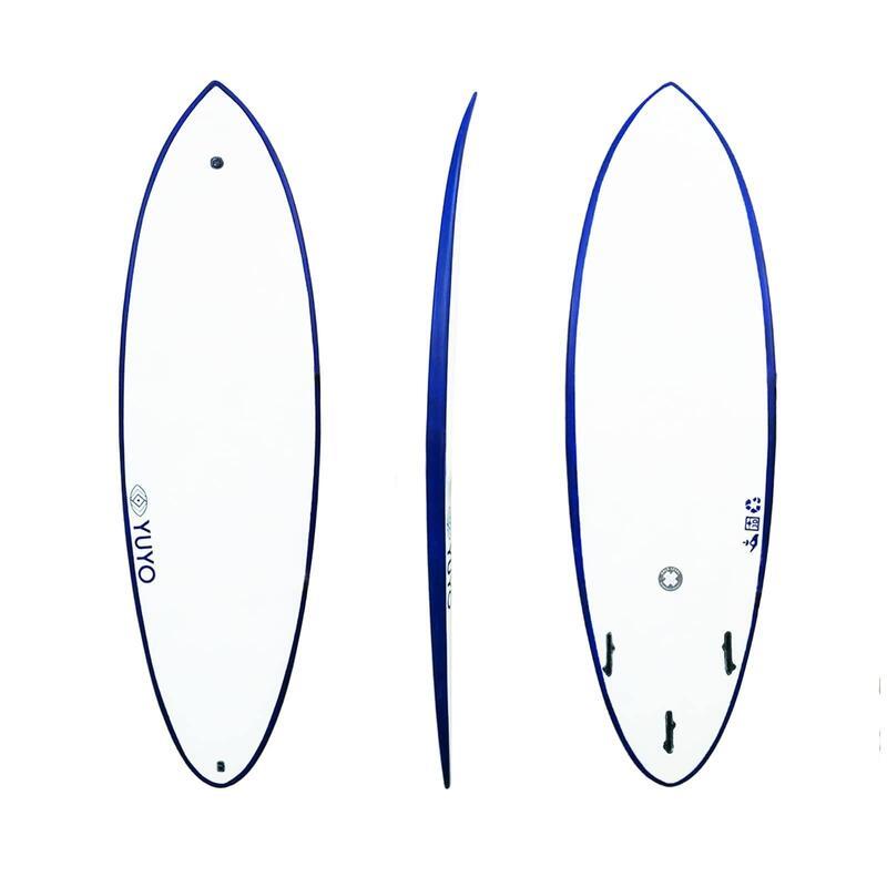 SAINT PIERRE 5'6 hybride surf