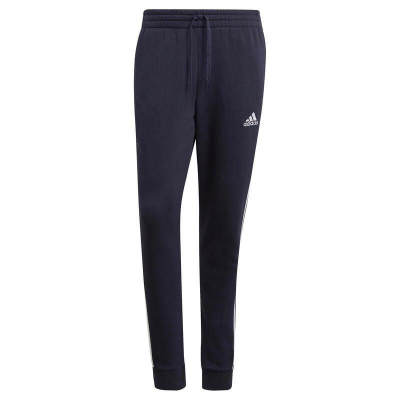Pantalon adidas Essentials Fleece Tapered Cuff 3-Bandes