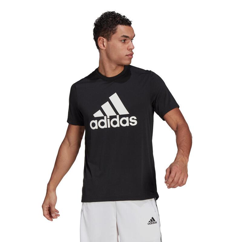 T-shirt adidas Aeroready Designed 2 Move Feel Ready Sport Logo