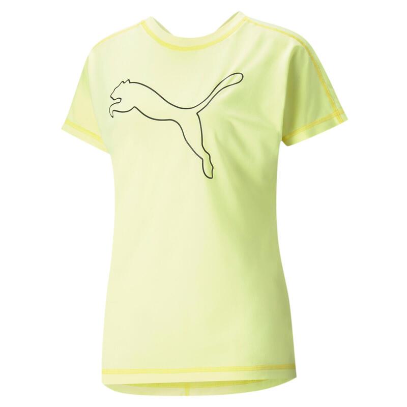 T-shirt femme Puma Train Favorite Jersey Cat