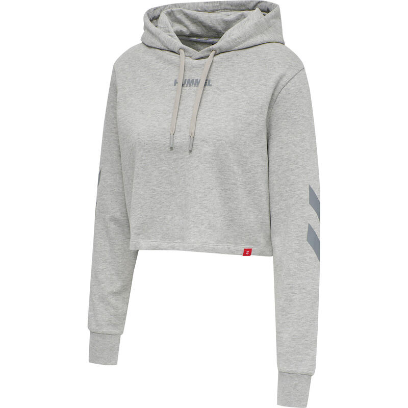 Sweatshirt à capuche femme Hummel hmlLEGACY cropped