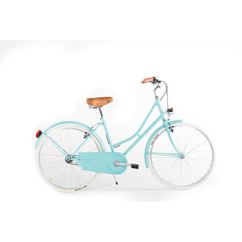 Bicicleta de Paseo Capri Gracia Aquamarina 1V