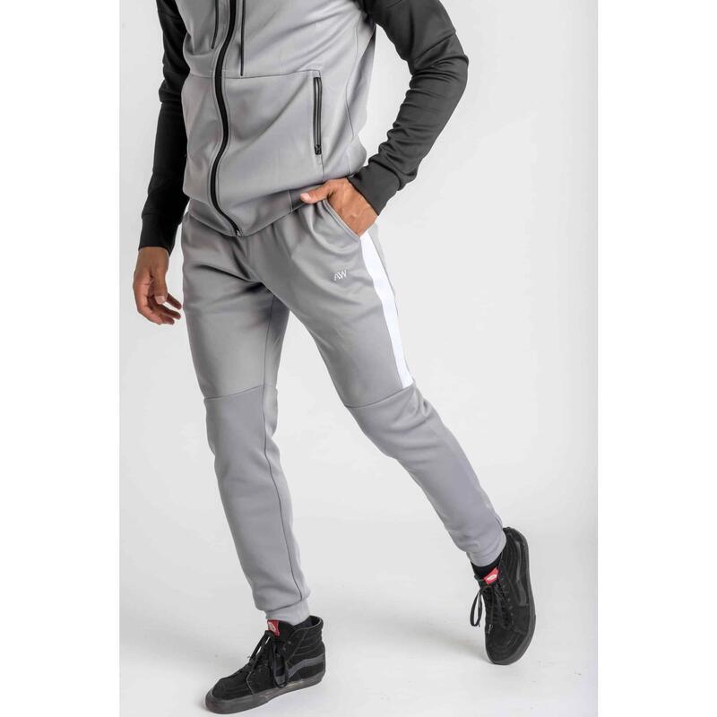 Pantalon Jogger Fitness Florence - Homme - Gris