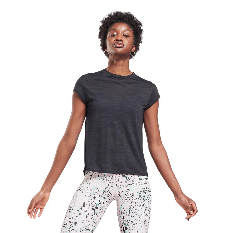 T-shirt femme Reebok Workout Ready Activchill
