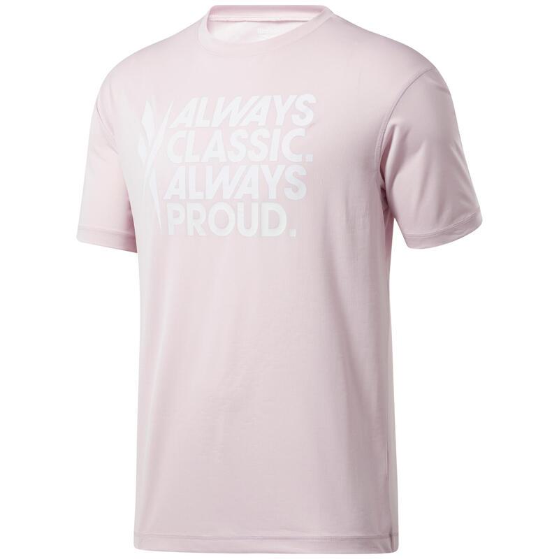 T-shirt manches courtes Reebok Tech Style Pride
