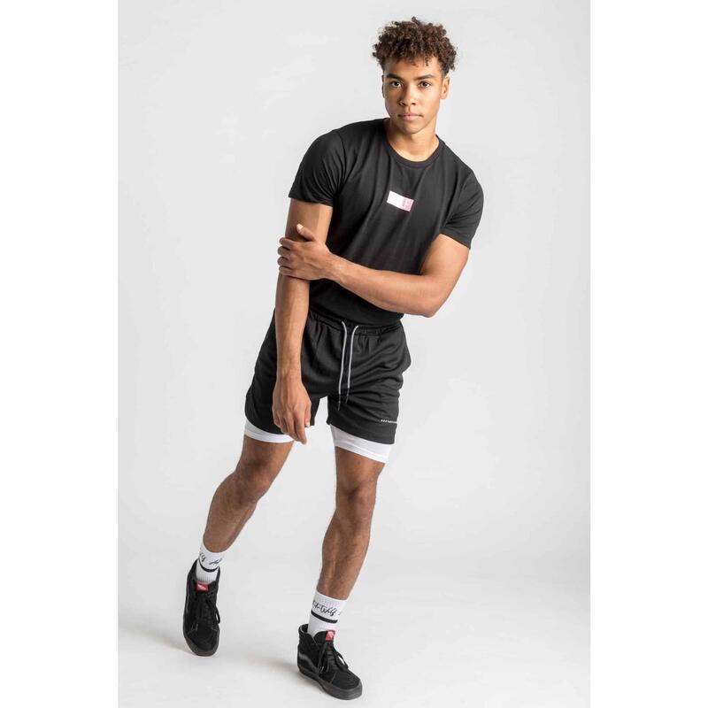 Utility Short Cardio Fitness - Homme - Noir