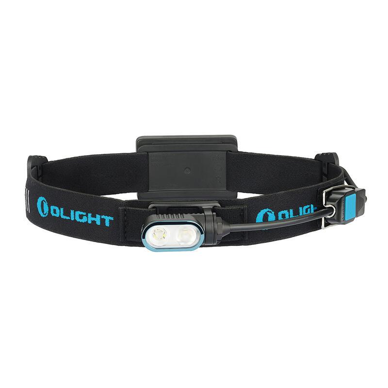 Linterna frontal LED para Trail running Olight Array 400 lum.