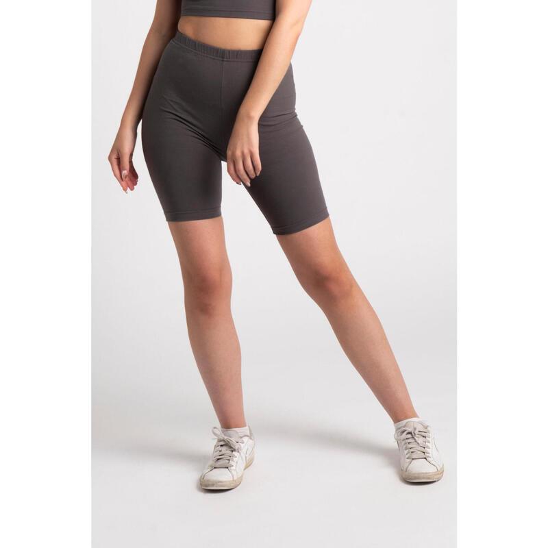 Short Fitness / Cycliste 'Body' - Femme - Slate Gris