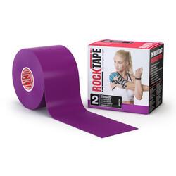 RockTape - (5cm x 5m) - Púrpura