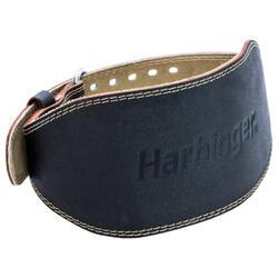 Cinto de couro almofadado Harbinger 15.2cm - Homens - XL