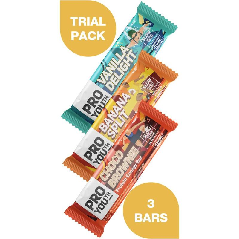 Kids Natural Nutrition Performance - Trial Pack - 3 X 60G