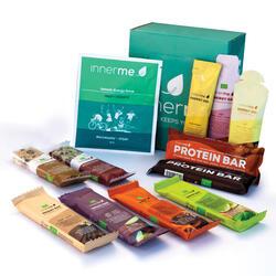 Healthy Sport Box - 12 unidades de barras e géis energéticos - Bio & Vegan