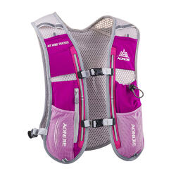 E913S Lightweight Outdoor 5L Water Hydration Backpack With Bottle Holder