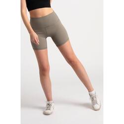 Fitness Short Medium Lengte - Dames - Groen