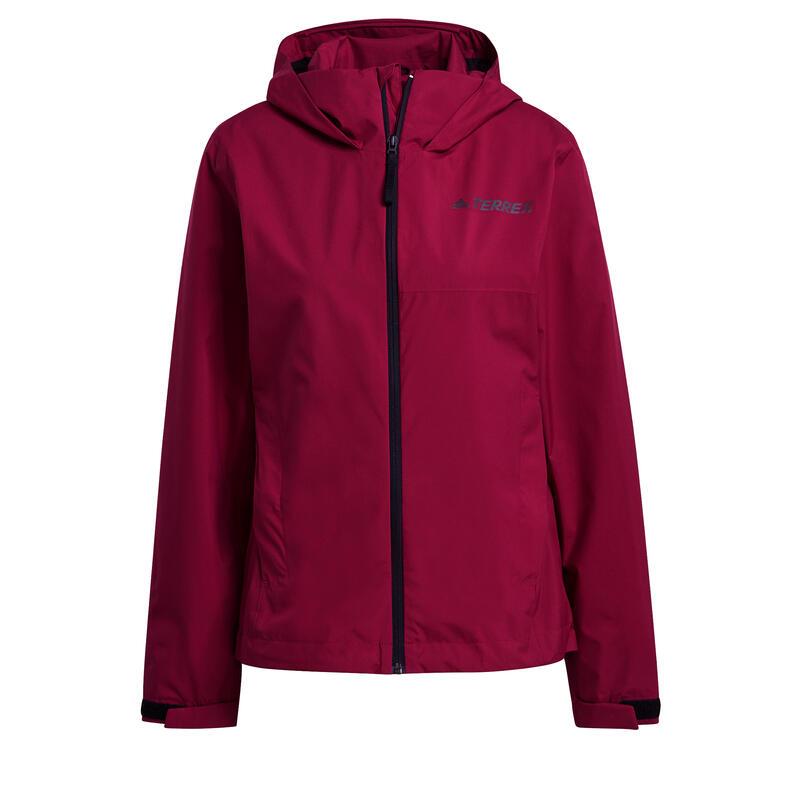 Veste de pluie femme adidas Terrex Multi Rain.Rdy Primegreen Two-Layer