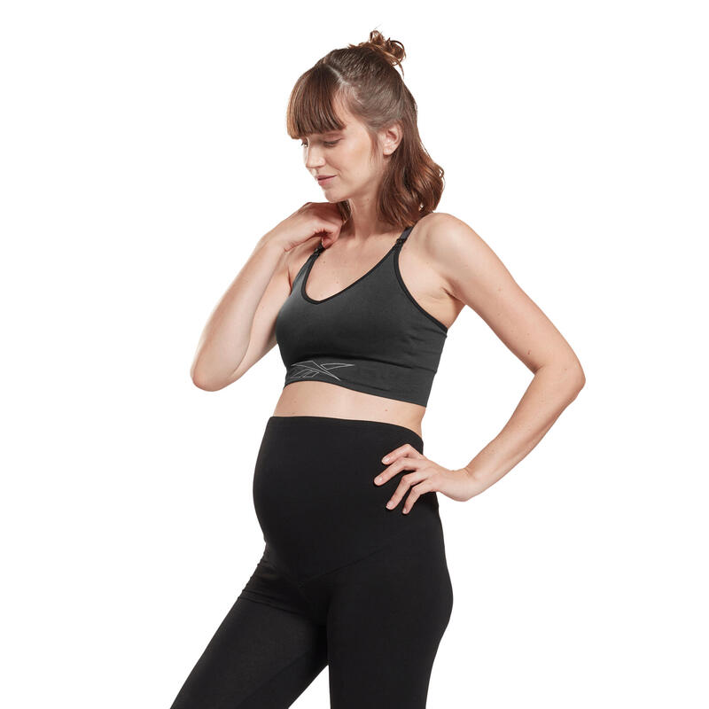 Brassière femme Reebok Medium-Impact Maternity
