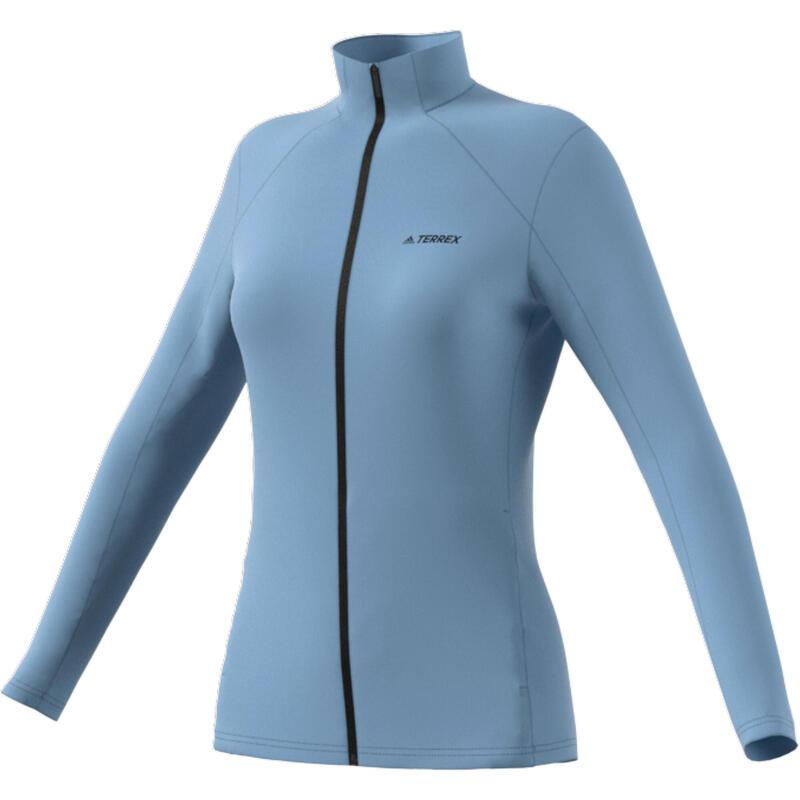 Sweatshirt femme adidas Terrex Multi Primegreen Full-Zip
