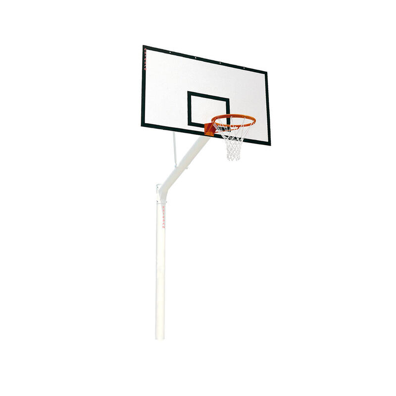 Canasta baloncesto fija tablero impermeable extensión 165 cm