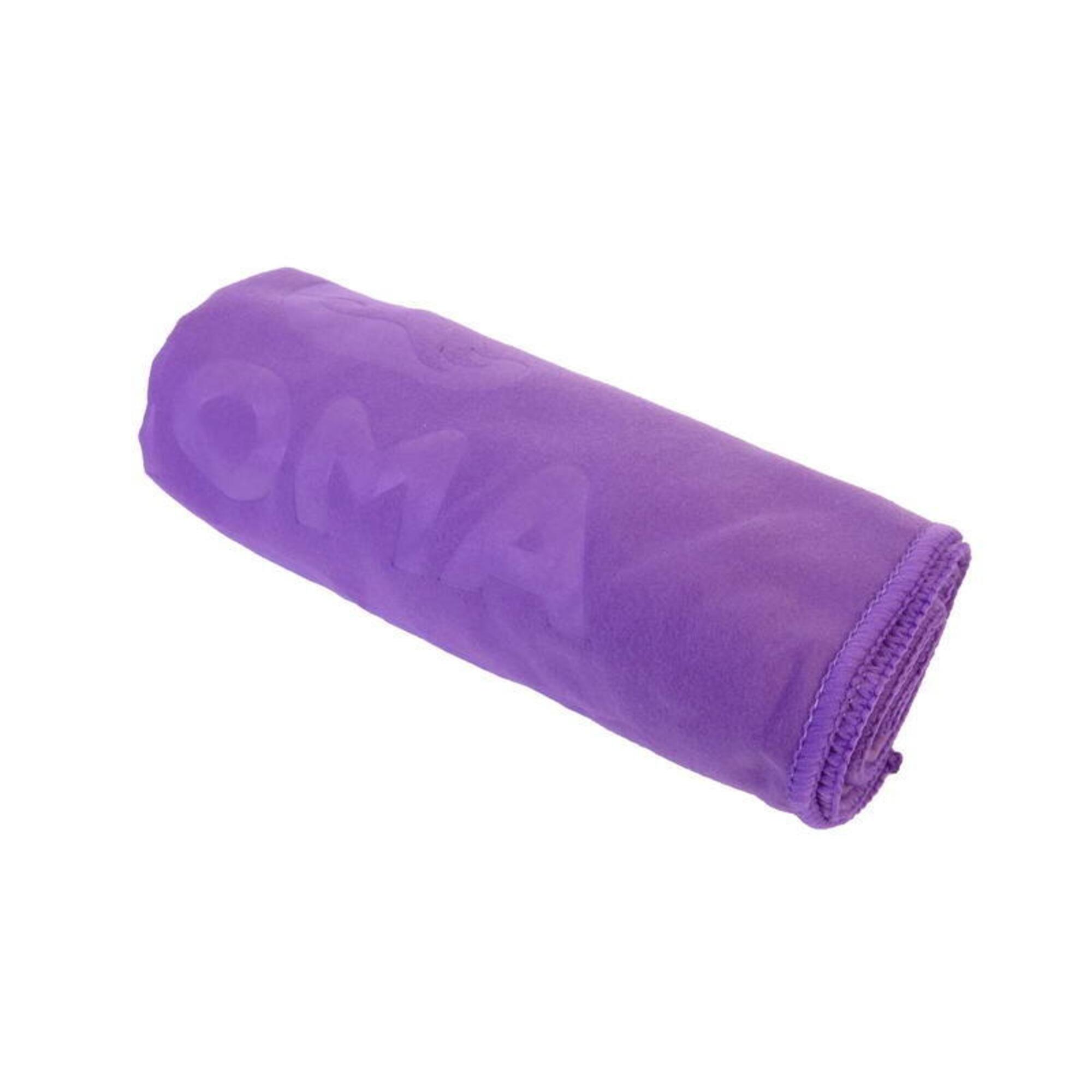 Micro-fiber Sports Towel, Purple