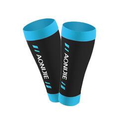 E4405 Knit Compression Leg Calf Sleeves Ultra Light