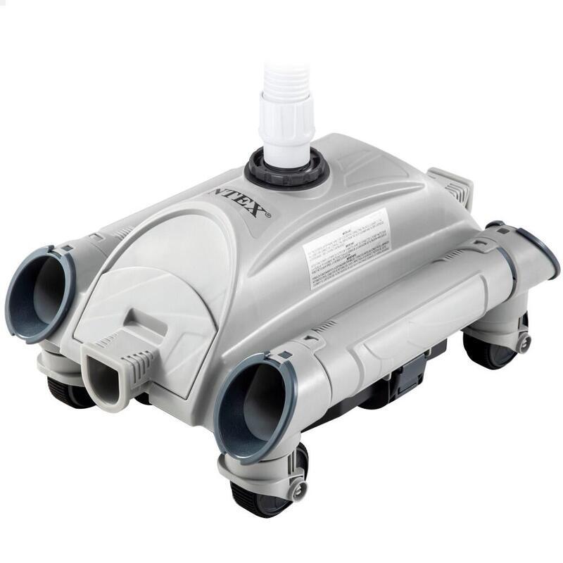 Robot para piscinas desmontables INTEX - depuradoras 6.058 l/h - 13.248 l/h