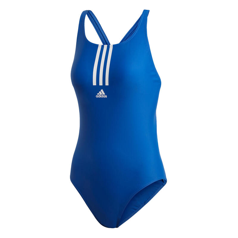 Maillot de bain femme adidas SH3.RO Mid 3-Stripes
