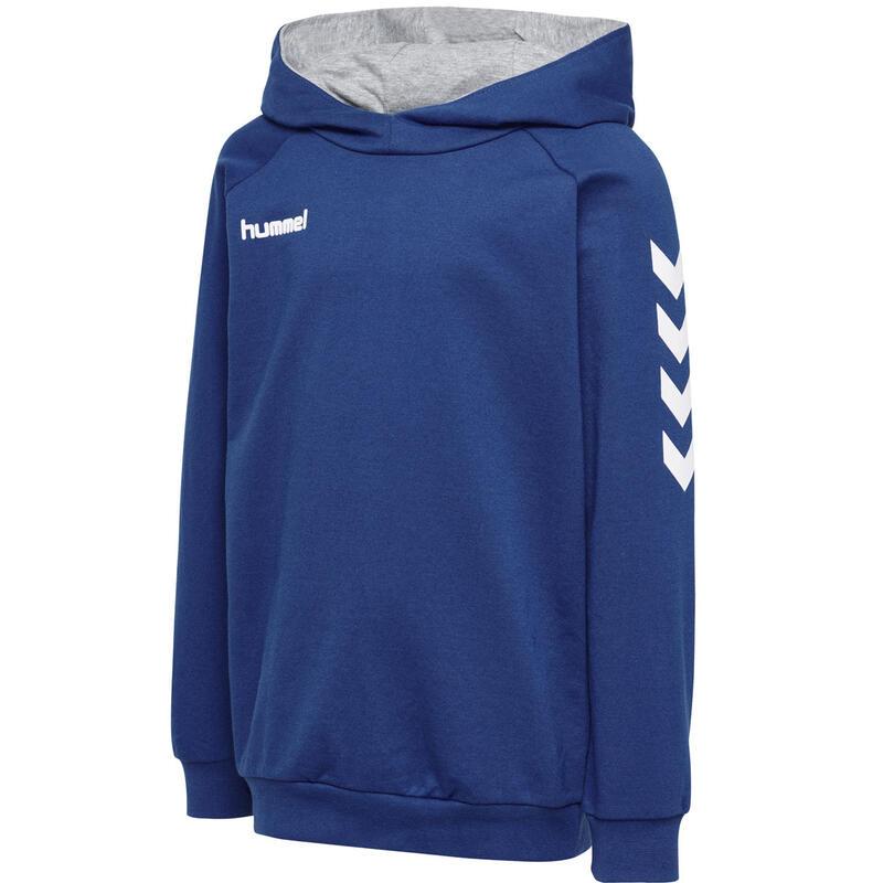 Sweatshirt à capuche Hummel enfant Cotton