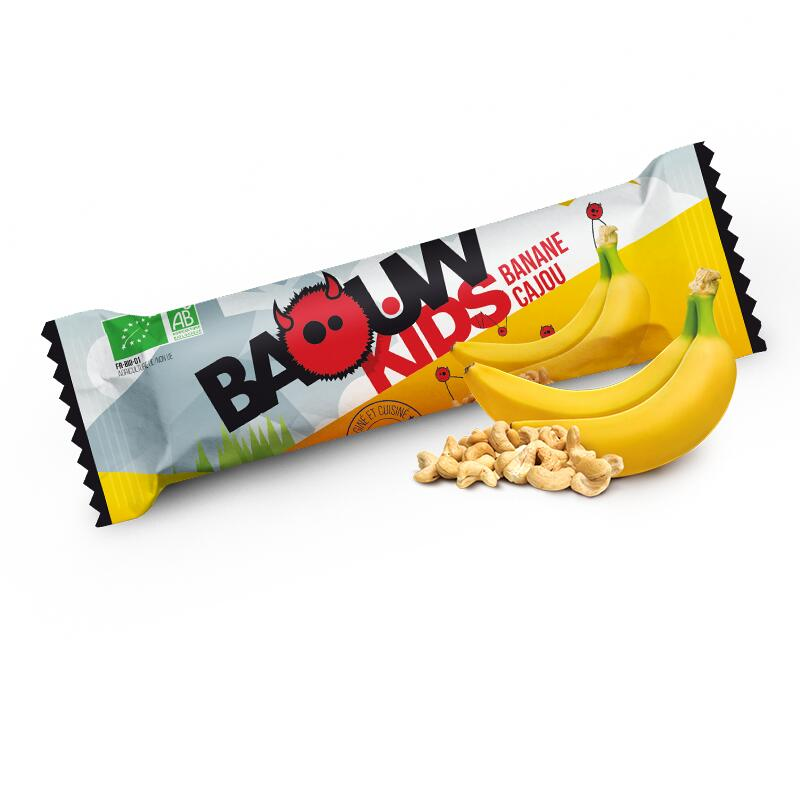 Barres KIDS Banane-Cajou Etui x3