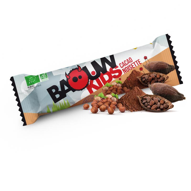 Barres KIDS Cacao-Noisette Etui x3