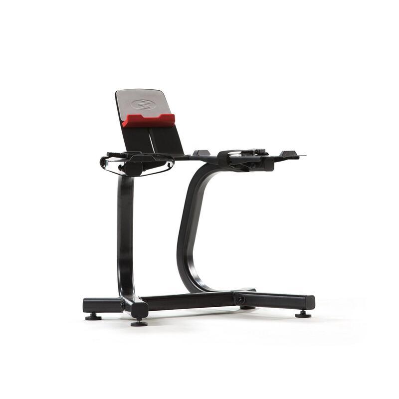 Stand & Média Rack Bowflex SelecTech 7400 pour haltères réglables