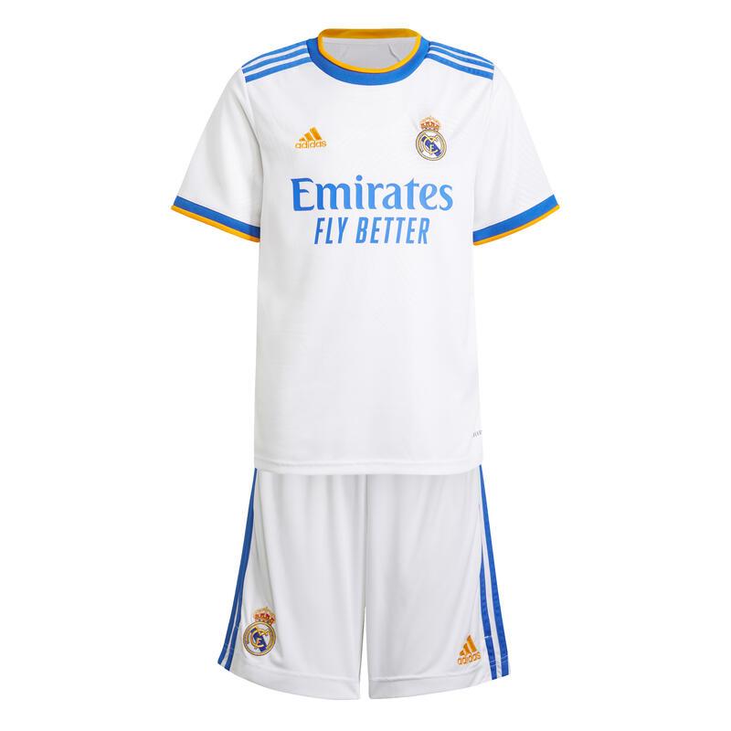 Mini Kit domicile Real Madrid 2021/22