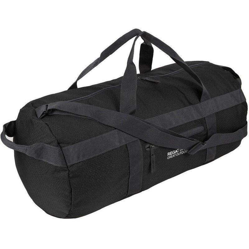 Packaway Duffel Bag (60L) (Black)