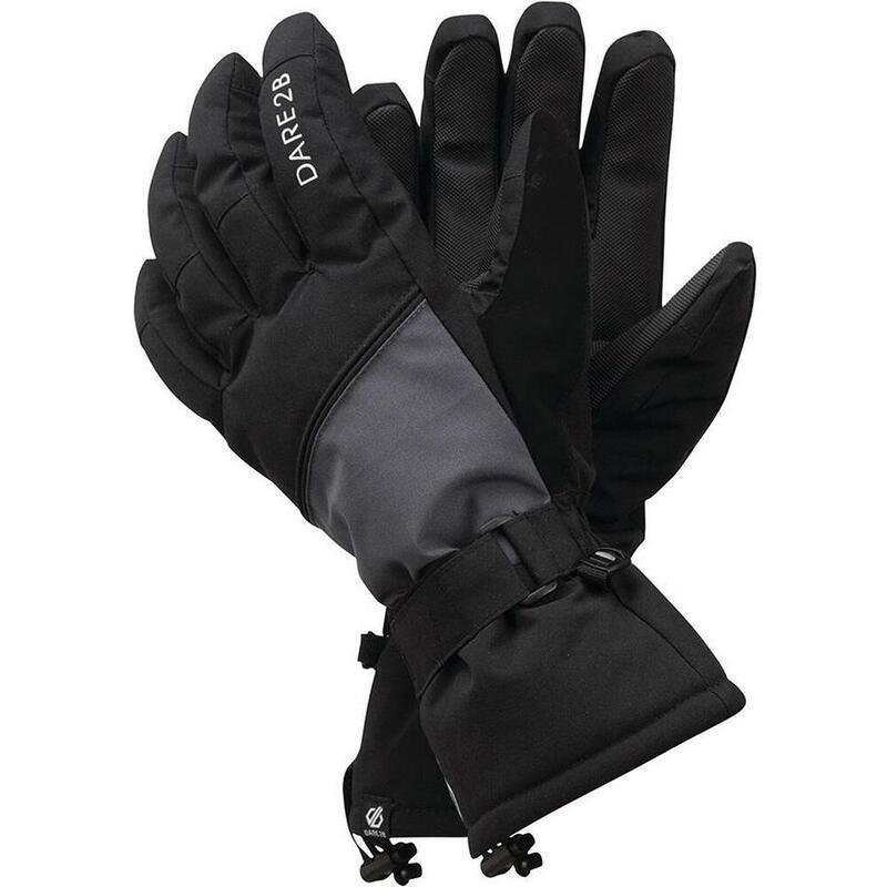 Diversity Ski Gloves (Black/Ebony)