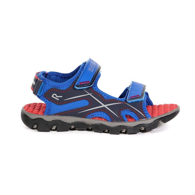 Childrens/Kids Kota Drift Sandals (Oxford Blue/Pepper)