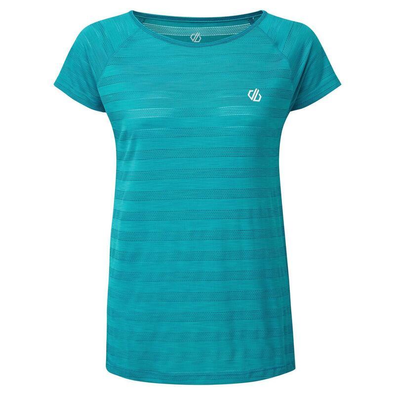 Dare 2B Womens/Ladies Defy TShirt (Fresh Water Blue)