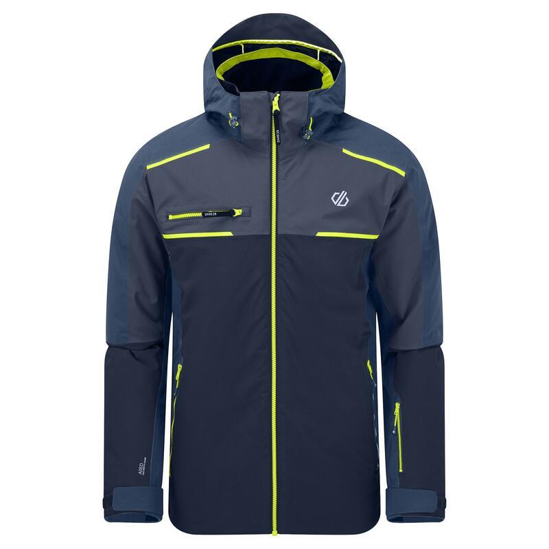 Mens Intermit II Waterproof Ski Jacket (Nightfall Navy/Dark Denim)