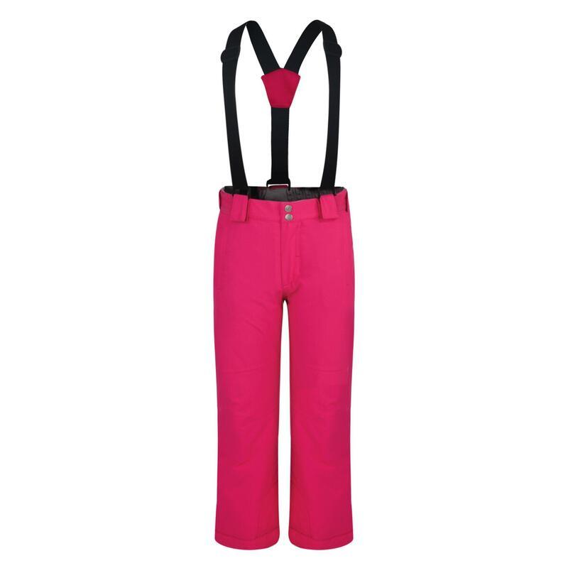 Womens/Ladies Effused Ski Pants (Cyber Pink)